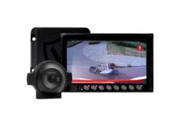 SideEye Kamerasichtlösung mit optischem und akustischem Warnsignal